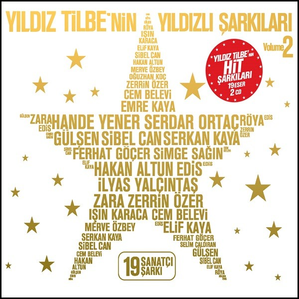 Yıldız Tilbenin Yıldızlı Şarkıları 2018 4CD Full Albüm