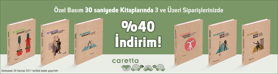 Caretta Kitap - 30 Saniyede Set