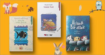 Hayvan Dostlarımızın Baş Rolde Olduğu Kitaplar