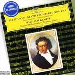 Beethoven: Piano Concertos Nos:4&5 [Berliner Philharmoniker Ferdinand Leitner]