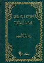 Kuran-ı Kerim Meali (Büyük Metinli Yeşil)