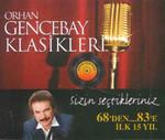 Orhan Gencebay Klasikleri 1 2 CD BOX SET