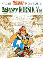 Asteriks - Korsika'da