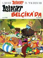 Asteriks - Belçika'da