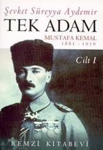 Tek Adam - Cilt 1