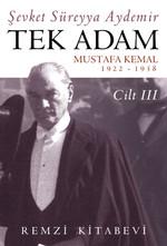 Tek Adam - Cilt 3