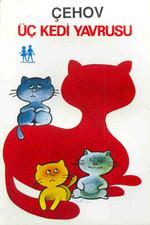 Üç Kedi Yavrusu