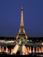 Educa Puzzle 1000 Parça 'Eiffel Tower , Neon' '10114'