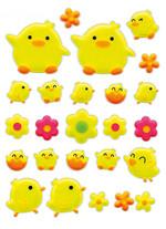 Herma Çocuk Etiketleri Ördekler  5372