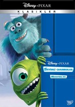 Monsters, Inc - Sevimli Canavarlar
