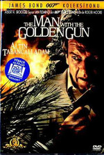 007 James Bond - The Man With The Golden Gun - James Bond - Altın Tabancalı Adam (SERİ 10)