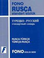 Rusça-Türkçe/Türkçe-Rusça Standart Sözlük