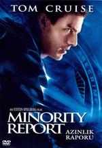 Minority Report - Azinlik Raporu