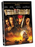 Pirates Of The Caribbean - Karayip Korsanlari:Siyah Incinin Laneti (SERI 1)