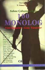 Sahne Çalışması İçin 100 Monolog  Cilt 3
