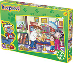 Kırkpabuç-Veteriner 48 Parça Puzzle 6301