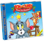 Tom&Jerry Paws For A Holiday - Tom&Jerry Yeni Yil Partileri