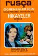Olga''ya Mektup-Rusça/Türkçe Hikayeler (Derece 1-A)