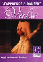 Valse ( 1DVD cours dance + 1 CD musicale )