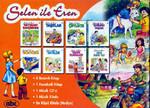 Selen ile Eren - Çocuk Şarkıları Kitabı CD'si
