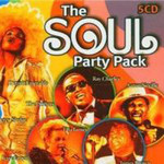 The Soul Party Pack- 5CD