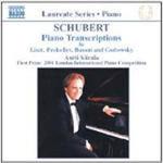 Schubert Piano Transcriptions