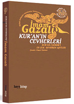 İmam Gazali Kur'an'ın Cevherleri