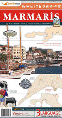 Touristmap Marmaris / Datça