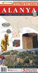 Touristmap Alanya