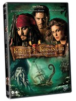 Pirates Of The Caribbean 2 Dead Man'S Chest-Karayip Korsanlari 2 Ölü Adamin Sandigi (SERI 2)