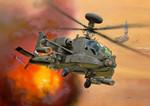 Revell Uçak Model Set Model Set AH-64D Longbow Apache 1:144  '64046'