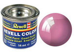 "Revell Boya red clear silk  14ml   ""32731"""