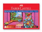 Faber-Castell Karton Kutu Pastel Boya, 18 Renk - 5282125318