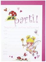 Big BDGD-05 peri - Doğumgünü davetiyeleri