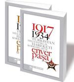 1917-1934 Türkistan Milli İstiklal Hareketi Enver Paşa 1-2 (2 Cilt)