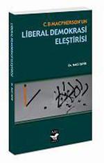 C. B. Macpherson'un Liberal Demokrasi Eleştirisi