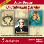 Altın Sesler-Unutulmayan Şarkılar 3 CD Box Set