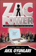 Zac Power 2 - Akıl Oyunları