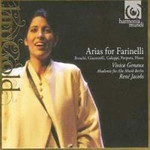 "V/C: Arias For Farinelli ""HM GOLD"""