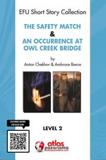 The Safety Match & An Occurence At Owl Creek Bridge - Level 2 -  Cd li