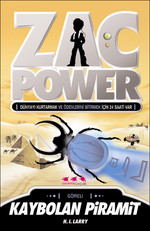 Zac Power 3 - Kaybolan Piramit