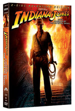Indiana Jones  And The Kingdom Of The Crystal Skull 2 Disc Adventure Edition