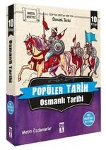 Popüler Tarih - Osmanlı Tarihi (10 Kitap Takım)