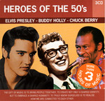 Heroes Of The 50's / 3cd Set