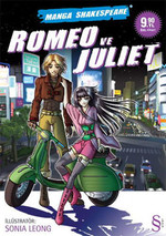 Romeo ve Julıet ( Çizgi Roman )