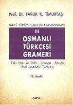 Osmanlı Türkçesi Grameri 3