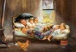 Anatolian Mutlulugun Resmi / Home Sweet Home 3260 260 Parça 26,5*19*4,5