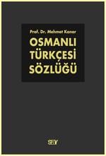 Osmanlı Türkçesi Sözlüğü - 2 Kitap Takım