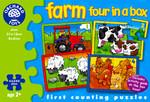 Orchard Çiftlik (4 Puzzle Birarada) 3 Yas+ 209
