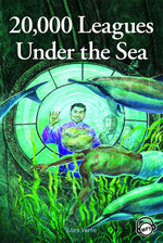 20,000 Leagues Under the Sea with MP3 CD (Level 3)